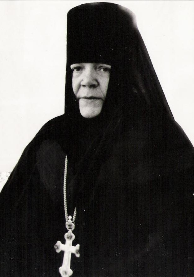Игумения Варвара